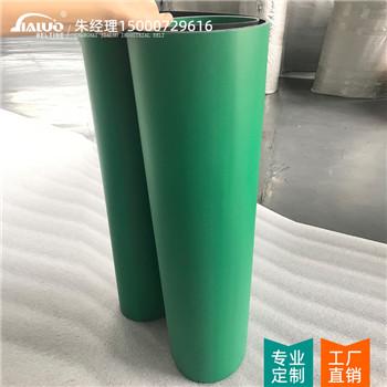 西青PU输送带生产厂家